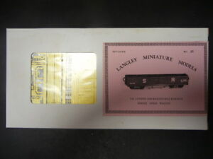 Langley-H0e-Bausatz-Bogie-open-Hochbordwagen-00-9-Lynton-Barnstaple-Railway