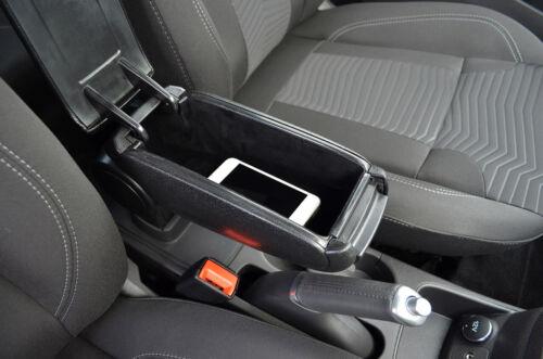 Centre Console Accoudoir Box noir pour s/'adapter Vauxhall//Opel Corsa E 2014+
