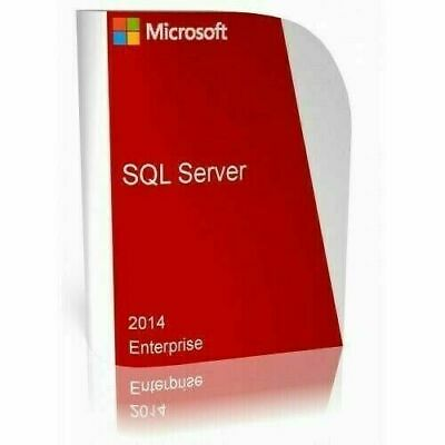 Sql Server 2014 Enterprise For Sale