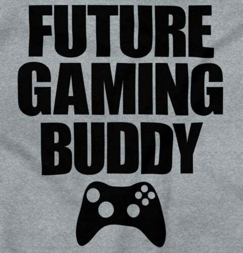 Future Gaming Buddy Funny ShirtCool Baby G Infant Gerber Onesie Baby Bodysuit