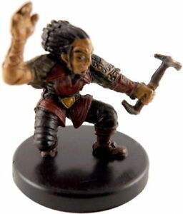 D-amp-D-Mini-GNOME-TRICKSTER-17-Illusionist-Blood-War-SEALED-with-CARD