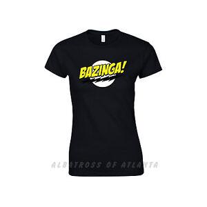 La imagen se está cargando Bazinga-Big-Bang-Theory-Sheldon-Cooper-T-Shirt 472f89e92ea