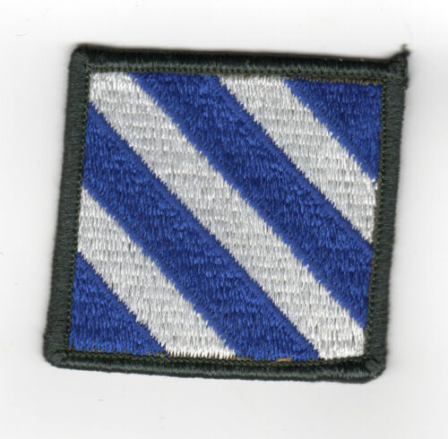 3rd Division BC Patch Cat No H164