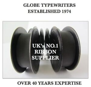 1 x  'LEMAIR/' *BLACK* TOP QUALITY 10 METRE TYPEWRITER RIBBON