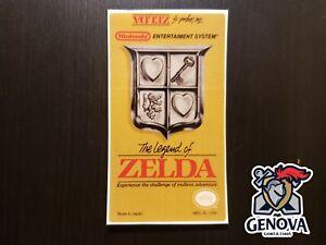 The-Legend-Of-Zelda-Nes-Replacement-Game-Label-Sticker-Precut