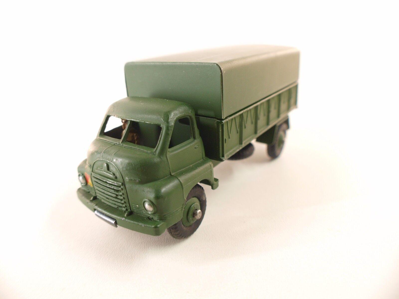 spedizione gratuita! Dinky giocattoli GB 621 3T 3T 3T Army coverosso wagon camion bâché militaire jamais joué  n ° 1 online