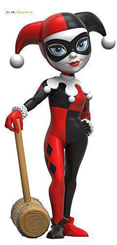 """Movie Hero DC Harley Quinn Rock Candy 5/"""" Doll Toy Child Action Figure Kid Gift"""