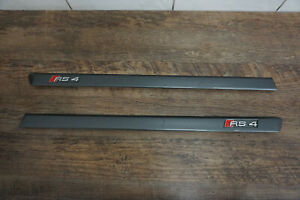 Audi-RS4-8E-B7-Trim-Door-Trim-Left-Right-Set-Complete