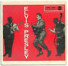 Scarce Elvis Presley (EPA 830) German EP with PS.