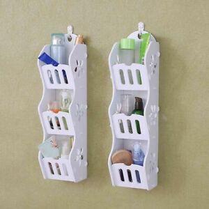 Storage-Rack-Wall-Hanging-Kitchen-Bathroom-Shelf-Layers-Hanger-Mounted-Organizer
