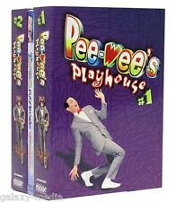 Pee-Wee's Playhouse The Complete Collection (2010 11-DVD) + Christmas Special