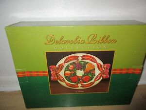 New-in-box-Delarobia-Ribbon-Collection-16-039-platter