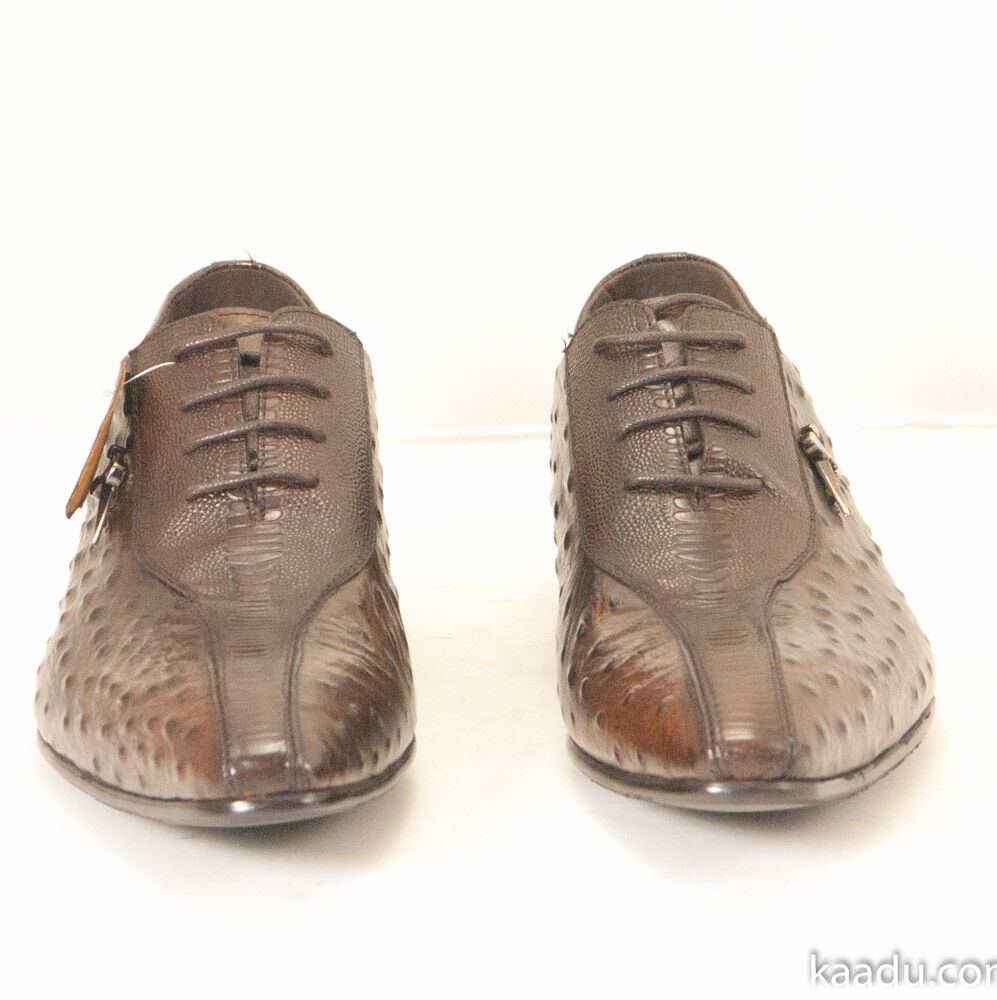 CK1443 uomo Chris Kaadu uomo CK1443 Dress Comfort Shoe Oxford Brown Scarpe classiche da uomo 442d90