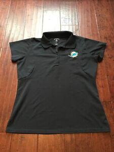 dolphins golf shirt