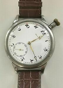 c1de1d2a737 Image is loading ZENITH-vintage-pilot-watch-47mm