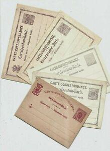 T20 Luxembourg ps stationery carte postale ganzsachen postalcards rare   eBay
