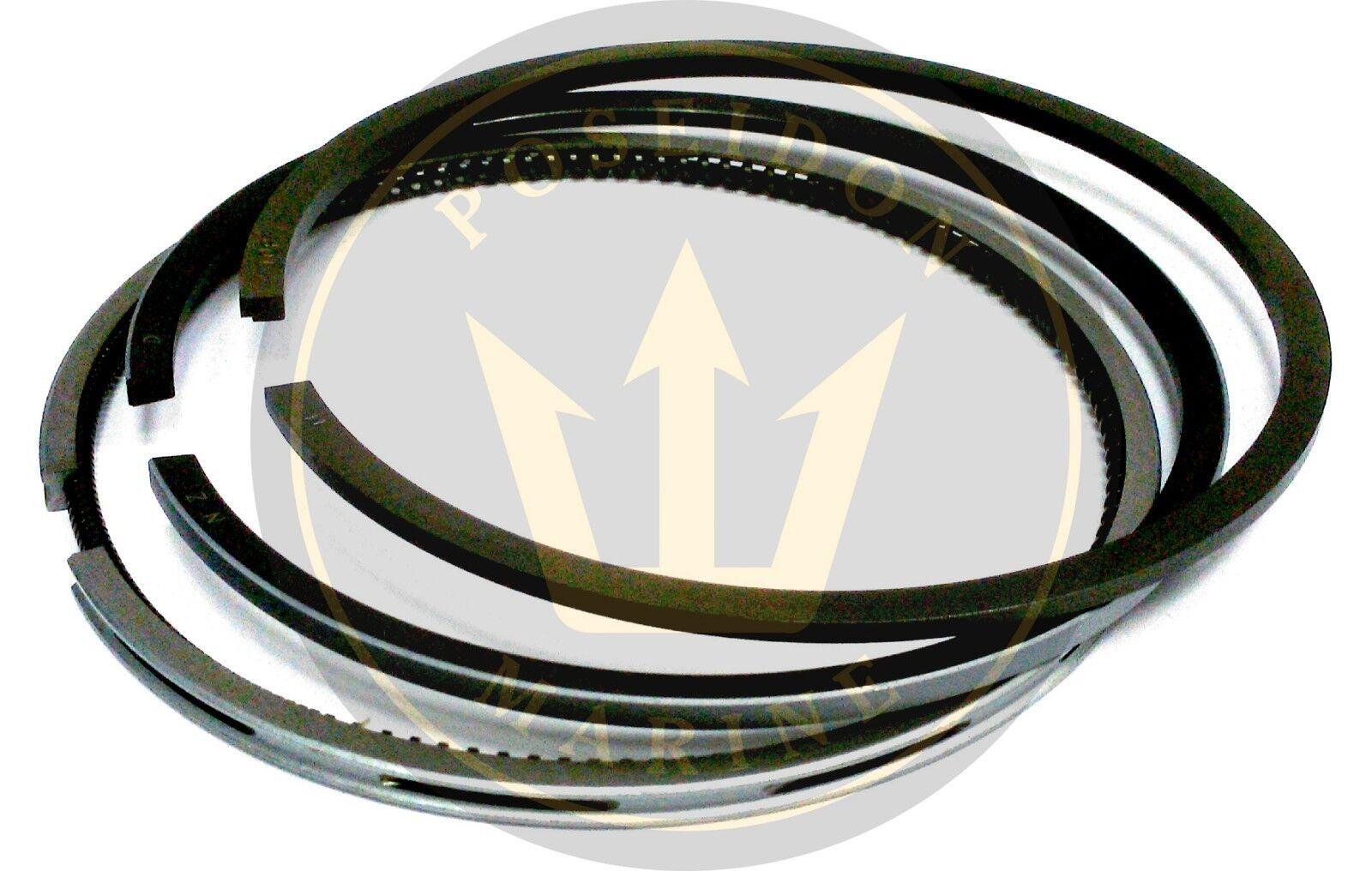 Kolben Ring Set für Volvo Penta D31 D32 D41 D42 D43 Ro  3817033