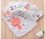 5-piezas-bebe-suave-algodon-bebe-recien-nacido-Toallas-De-Bano-Toalla-alimentacion-saliva-limpie miniatura 4