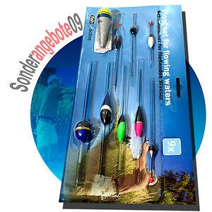 Luminous Schwimmbatteriebetriebene LED-Schwimmer für Dark Water Nachtangeln ww