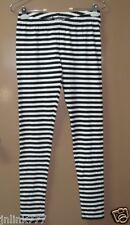 455:New Kids Lindex Girls Stripey Leggings for 5 to 6 y/o