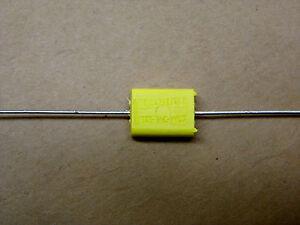 capacitor condo condensateur 0.047µF 47nF 47000pF 250v CPMR 10/% Lot x10