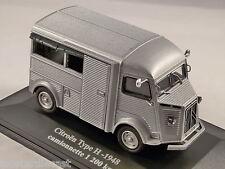 1948 CITROEN TYPE H Camionnette 1200kg 1/43 model ELIGOR - H Van Collection