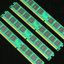 4GB 4x1GB PC2 4200 DDR2 533 533MHZ Desktop-Speicher 240pin RAM DIMM 1024MB DDR2