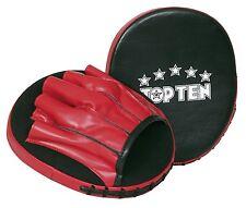 "Handpratzen Paar TOP TEN ""Speed"". Focus Pratzen Mitts. Boxen, Kickboxen. MMA."
