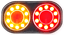 LED-BOAT-TRAILER-LIGHTS-WITH-NUMBER-PLATE-LIGHT-209GARLP2 thumbnail 2
