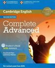 Complete Advanced Student's Book Pack (Student's Book with Answers with CD-ROM and Class Audio CDs (2)) by Guy Brook-Hart, Simon Haines (Mixed media product, 2014)