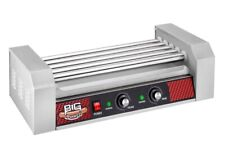 Big Dawg Commercial Electric Hot Dog 5 Roller Grill Cooker Machine