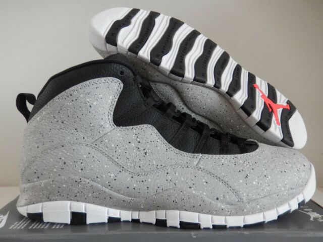 timeless design 1fc26 2d723 NIKE AIR JORDAN 10 RETRO