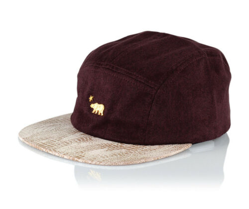 OFFICIAL Crown Of Laurel DOLO DORADO CALI Bear Hat Camper Strapback NEW