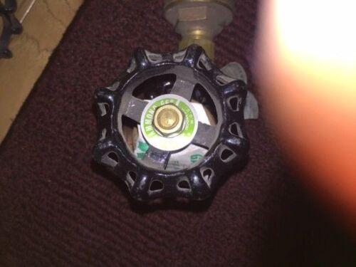 hammond 668 wog 200 1 1//4 inch gate valve