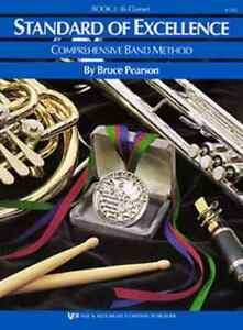 "Kjos ""standard Of Excellence"" Clarinet Music Book 2 Brand New Band On Sale!! 84unosre-07174123-953875603"