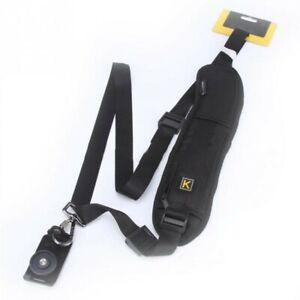Quick-Release-Camera-Single-Shoulder-Belt-Sling-For-Canon-Sony-Nikon-DSLR-Camera