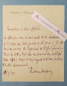 L-A-S-1920-Frederic-MASSON-Historien-Academie-francaise-specialiste-Napoleon
