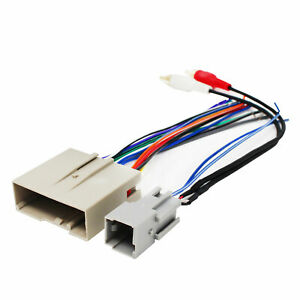 Radio Wiring Harness for 2004 Ford F-150 Lariat Crew Cab ...