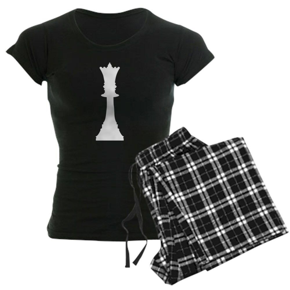 CafePress - I'm His Queen Couples - Women's Comfortable PJ Sleepwear