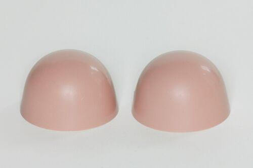 ROSE Set of  2 Norris Color Toilet Bolt Caps