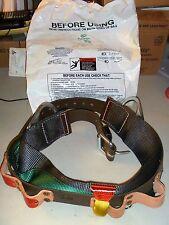 Buckingham harness belt climbing tree pole lineman 1996cp