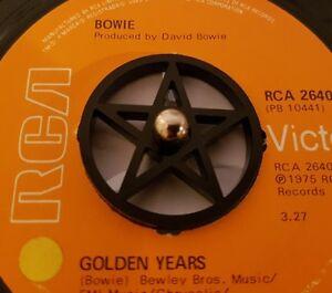 Acryl-5mm-dick-Pentagramm-geformt-45-RPM-Record-Adapter-fuer-Zentrum-Spindel