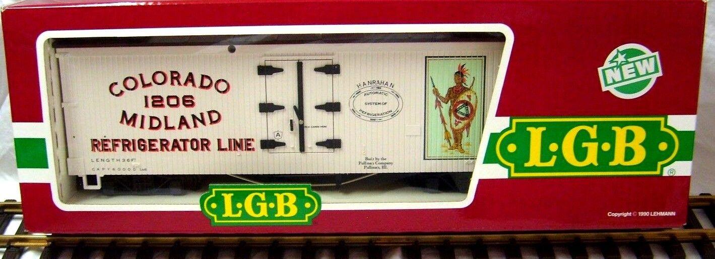 LGB 4072-P 01 Colorado Midland Hierba NUEVO