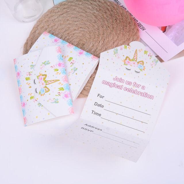 16pcs Invitations Card Cards Birthday Wedding Party Invitation Le P Wkecel