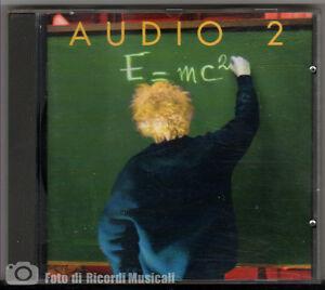 AUDIO-2-E-MC2-PDU-CD-30039-COME-NUOVO-1995