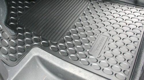 Mercedes Benz Original Allwetter Gummi Fussmatten W 639 Viano//Vito LHD Neu OVP