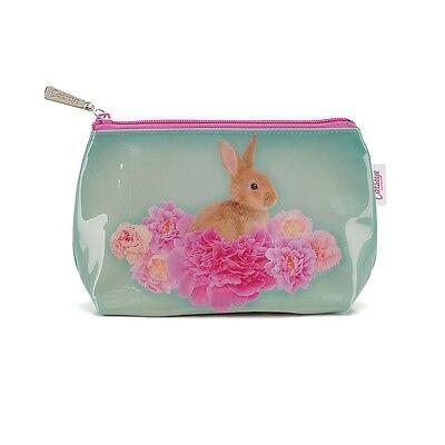CATSEYE LONDON Kosmetiktasche BUNNY - Catseye Make-up Bag BUNNY ON FLOWER