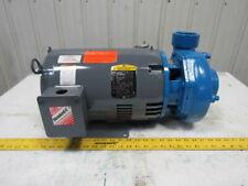 Gould 3656 2 12x3 7 Centrifugal Pump 15 Hp 208 230460v 3500 Rpm