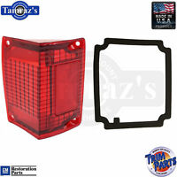 70-2 El Camino Tail Light Lamp Lens W/gasket Usa - Rh