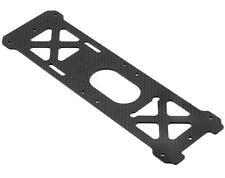 Align Trex 600E PRO DFC Carbon Bottom Plate /1.6mm H60212